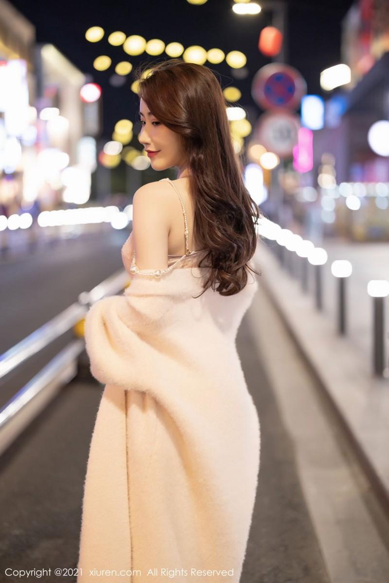 [XiuRen秀人网] 2021.06.02 No.3497 Cherry绯月樱 [90+1P]