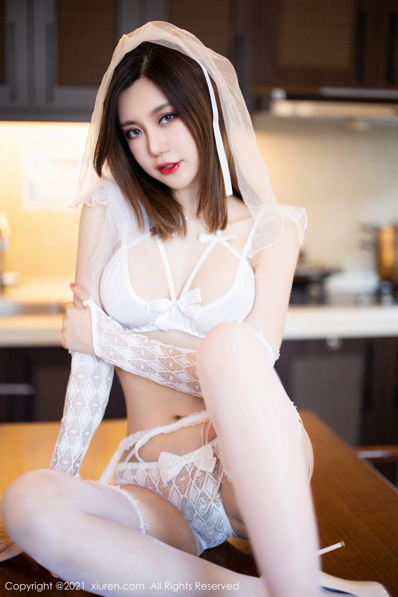 [XiuRen秀人网] 2021.06.02 No.3494 绮里嘉Carina [39+1P]